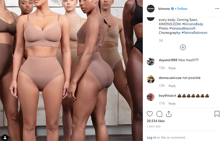 What's Wrong with Kim Kardashian West's Kimono Shapewear Line? Cultural  Appropriation and Cultural Theft (The whole story) - Fashion and Society